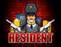 В Азарт Плей мобильная версия Resident